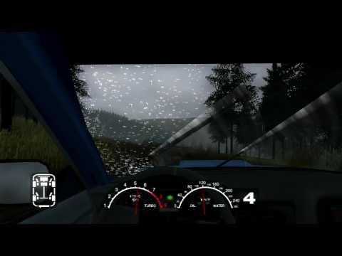 Colin Mcrae Rally 2005 - UK 08: Gameplay & Replay