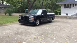 1990 Chevrolet Silverado 454SS ProStreet Show Truck