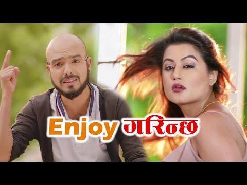 ENJOY GARINCHHA New Dj Dancing Song By Shilpa Pokhrel Karki Ji. Sagar Shahi 2018