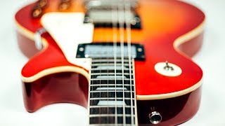 Seductive Blues Rock   Guitar Backing Track Jam in E