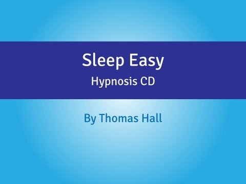Sleep Easy - Hypnosis CD - By Thomas Hall