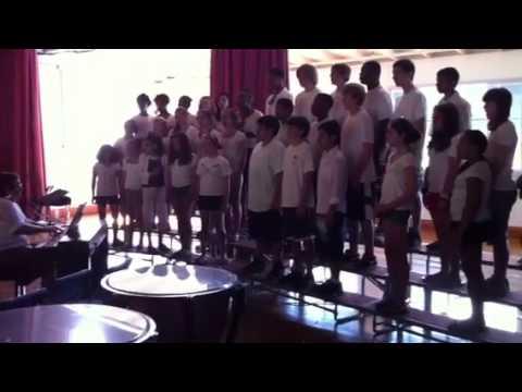 Roton middle school chorus