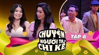 Hài Tết 2020 - Việt Kiều Về Quê Ăn Tết | Chuyện Người Ta Chi Kể Tập 6
