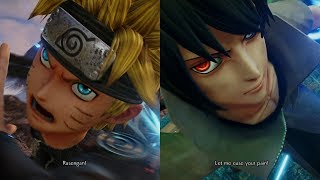jump force ultimate attacks