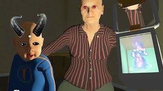 Das Keller Ritual - Granny Simulator Gameplay German
