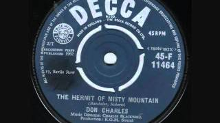 Don Charles - The Hermit Of Misty Mountain (1962)