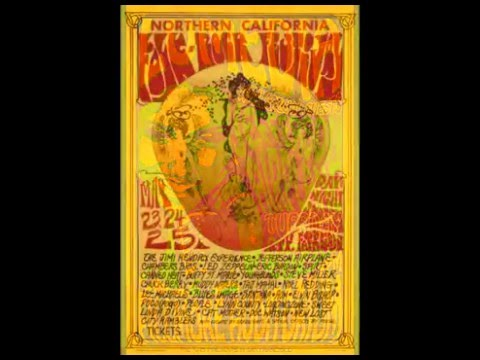 1960s Psychedelic Posters