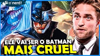 ROBERT PATTINSON PODE SER O BATMAN QUE RI?