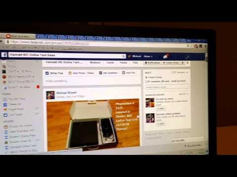 How to POST to MULTIPLE FACEBOOK GROUPS AT ONCE!