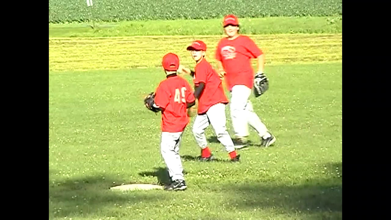 Chazy - Altona PeeWee Baseball  6-30-10