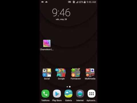 Descargar aplicación de fondos de pantalla camaleón ( mega )
