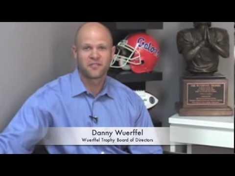 Danny Wuerffel 2013 Testimonial