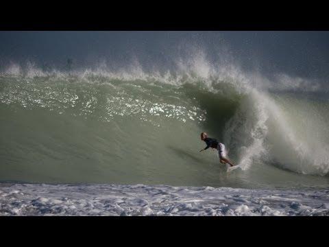 Sandy South Beach Swell