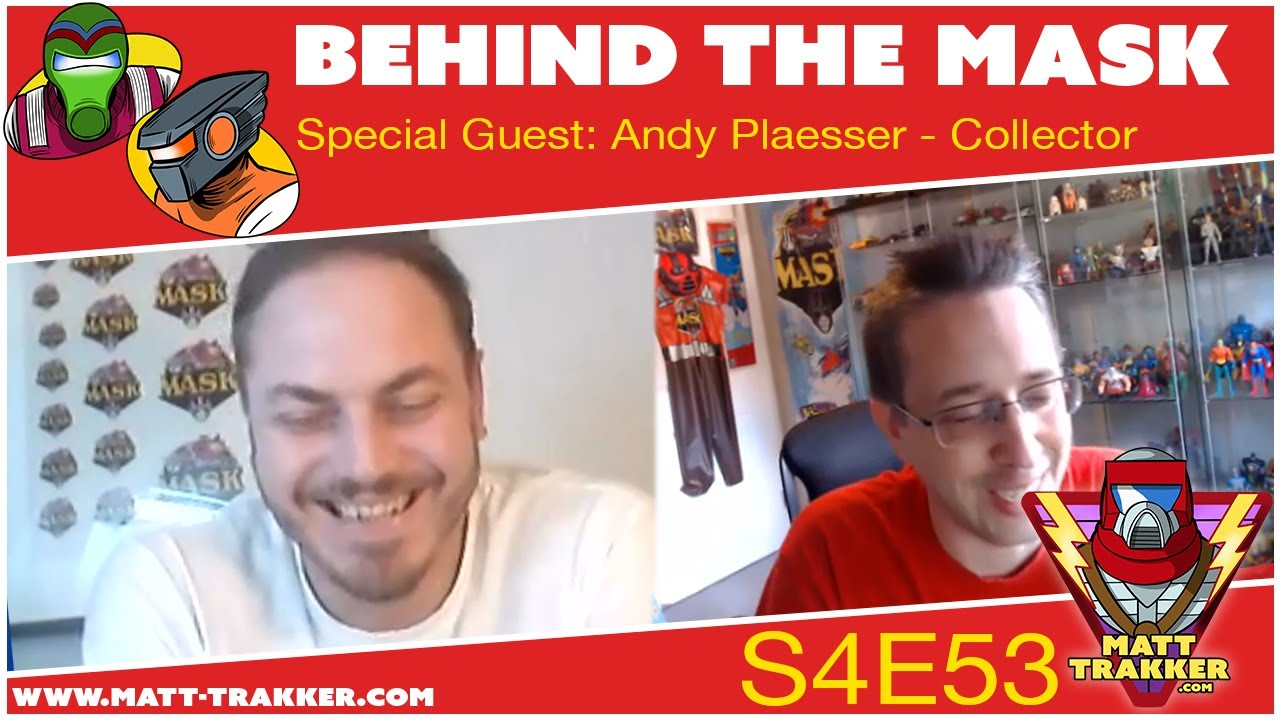 Special Guest: Andy Plaesser / Collector - S4E53