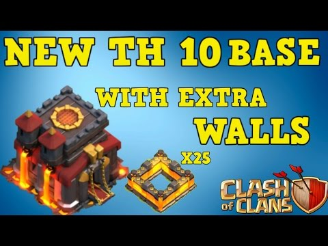 NEW TH10 BASE WITH EXTRA WALLS