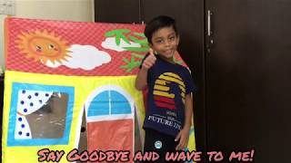 ABC English Song For Kids | ABC Chant | Alphabet Song For Kids | Easy Learning