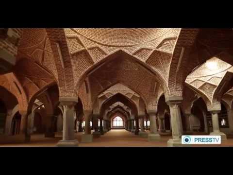 Iran Tabriz Mosque & Bazaar بازار و مسجد تبريز ايران