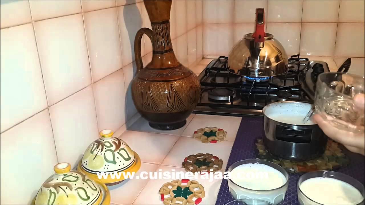 مطبخ رجاء رايب منزلي روعة Raib Yaourts Fait Maison Youtube