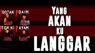 [Lirik Video] Azlan & The Typewriter - Mata Hati (OST Juvana2)