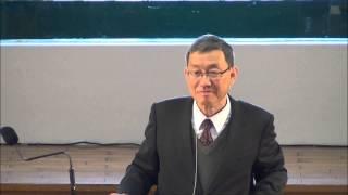 20140202浸信會仁愛堂主日信息_李朝成牧師