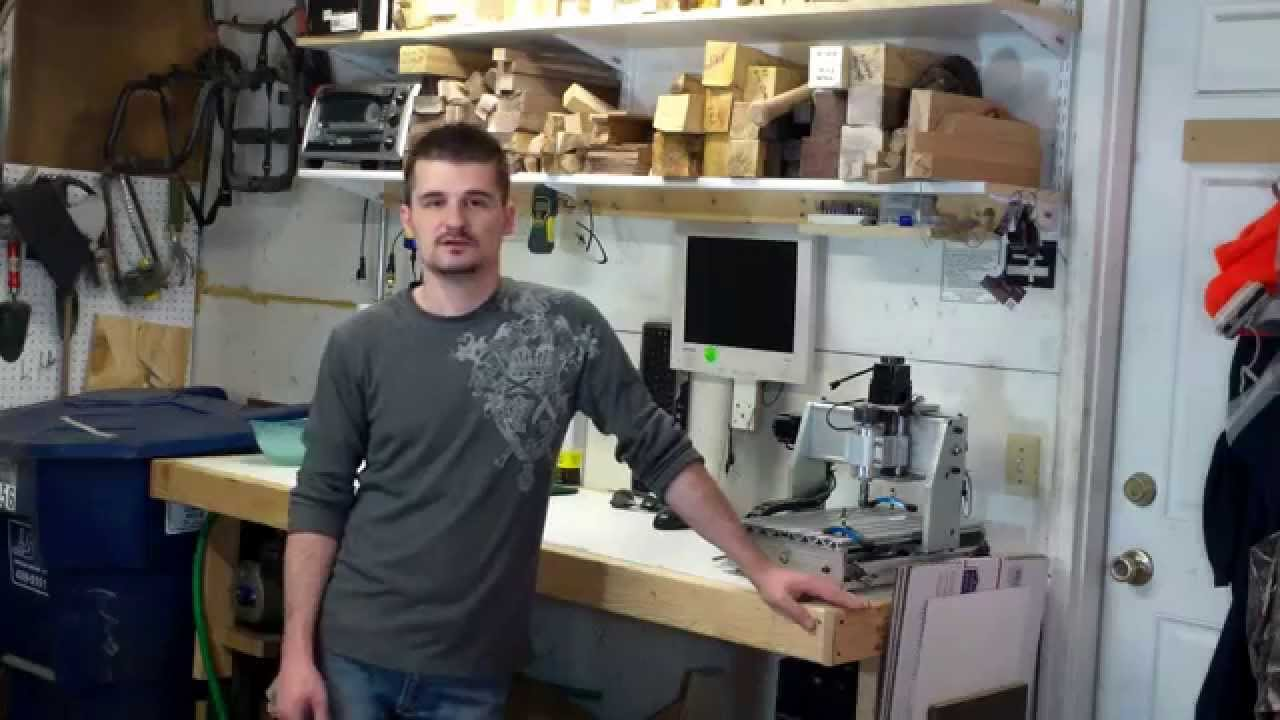 My 2014 Updated Wood Shop Tour Youtube