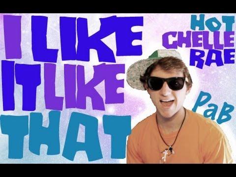 Hot Chelle Rae - I Like It Like That (Music Video)