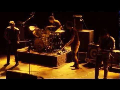 Disappears - Era (new song)/Lux || live @ Effenaar Eindhoven || 08-07-2012