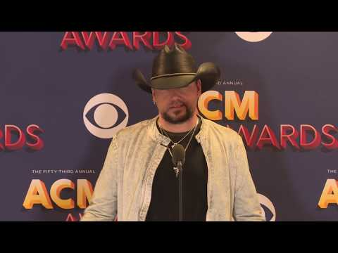 Jason Aldean Is The 53rd ACM Awards Entertainer of the Year