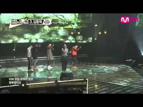 MNET [MIX & MATCH] EP.8 - Empty & Just Another Boy