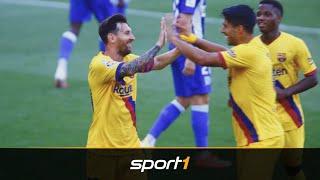 Sind Messi und Suárez bald wieder vereint? | SPORT1 - TRANSFERMARKT