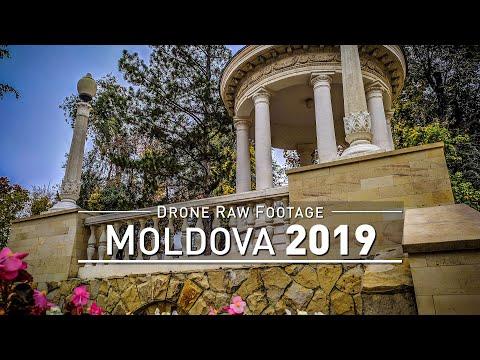 【4K】Drone RAW Footage | MOLDOVA 2019 ..:: Chisinau :: Tiraspol | Transnistria | UltraHD Stock Video