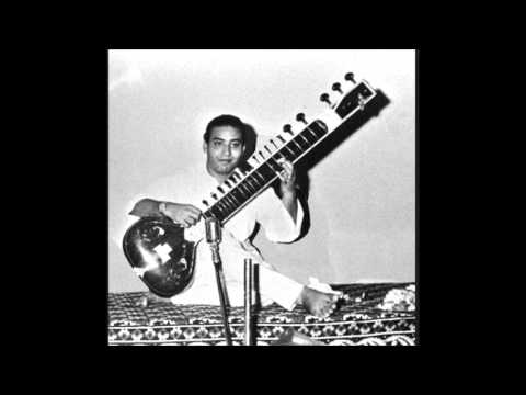 Ustad Imrat Khan- Raag Yaman @ Park Hotel, Kolkata,1964