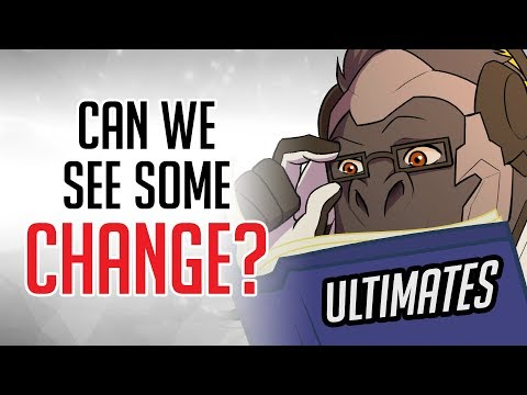 Top 10 Overwatch Ultimates that Need Updates