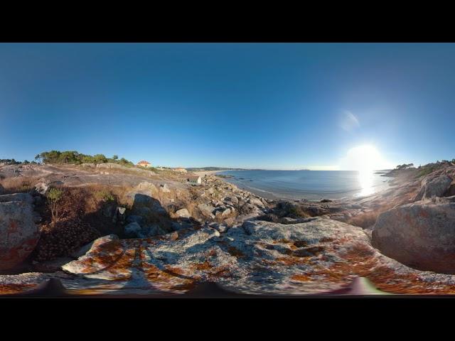 Mirador de la Playa de A Lanzada 360º