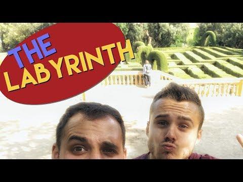 Cryke - The Labyrinth