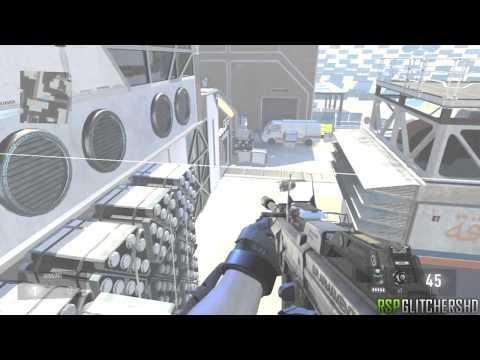 Solar Inside Wall GLITCH Online: COD Advanced Warfare!
