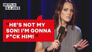 Jen Kirkman Describes Her First Horny Date After Divorce | Netflix Is A Joke