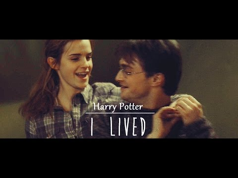 Harry Potter | Happiness can be found, even in the darkest of times (I Lived)
