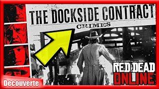 🃏QUE VAUT LE CONTRAT DES QUAIS (Cycle Complet)| Red Dead Online | Update - 27 Juillet 2021