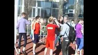 чемпионат и первенство Москвы по легкой атлетике среди глухих, 30 апреля 2015