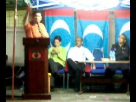 Ceramah Sdr.Raffizi Ramli Di Pasir Gudang 14.04.2012