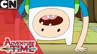 Adventure Time | Baby and All Gummed Up Inside Sing Along | 2 in 1 | Cartoon Network UK