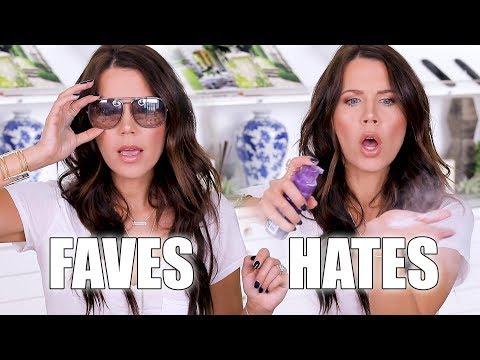 JULY FAVES & HATES   Tati