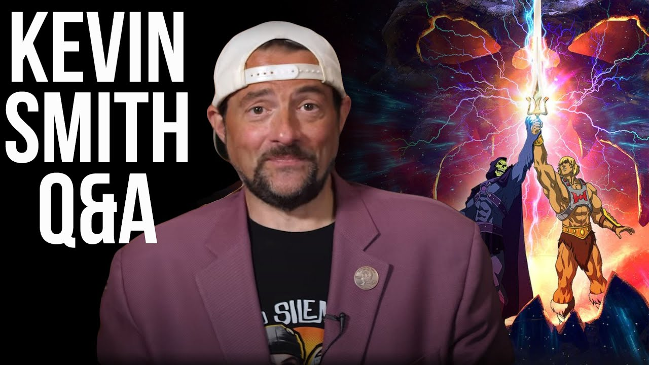 Kevin Smith Made Netflix's 'Masters of the Universe: Revelation ...