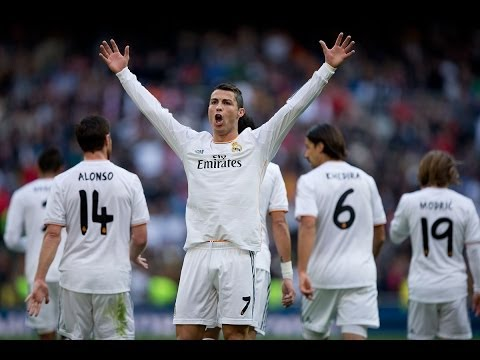 Cristiano Ronaldo - Hero of Madrid - by Odai Ghawi