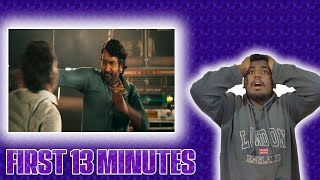 😱MASTER - FIRST 13 MINUTES REACTION 🔥🔥 |  Thalapathy Vijay | Vijay Sethupathi |Lokesh Kanagaraj