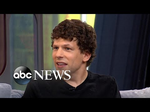 Jesse Eisenberg Explains Why He Finds Dating 'Terrifying'