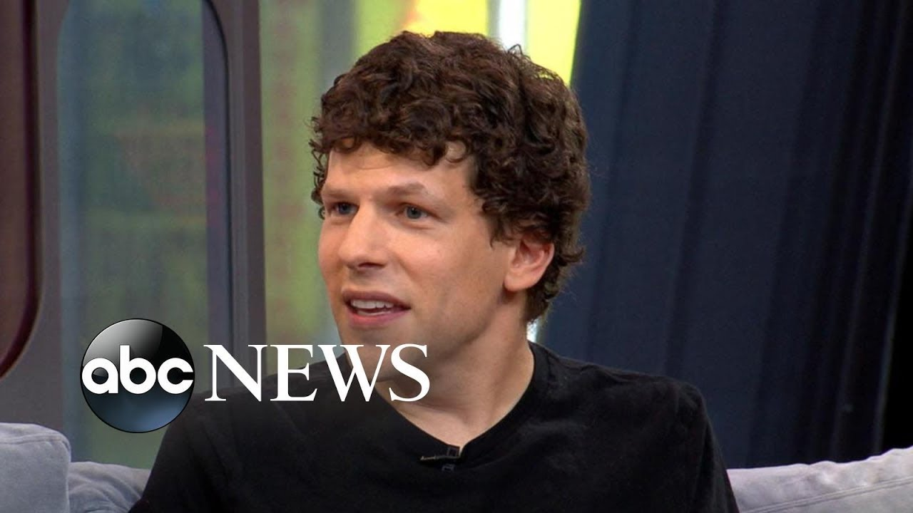 Download Jesse Eisenberg Explains Why He Finds Dating 'Terrifying'