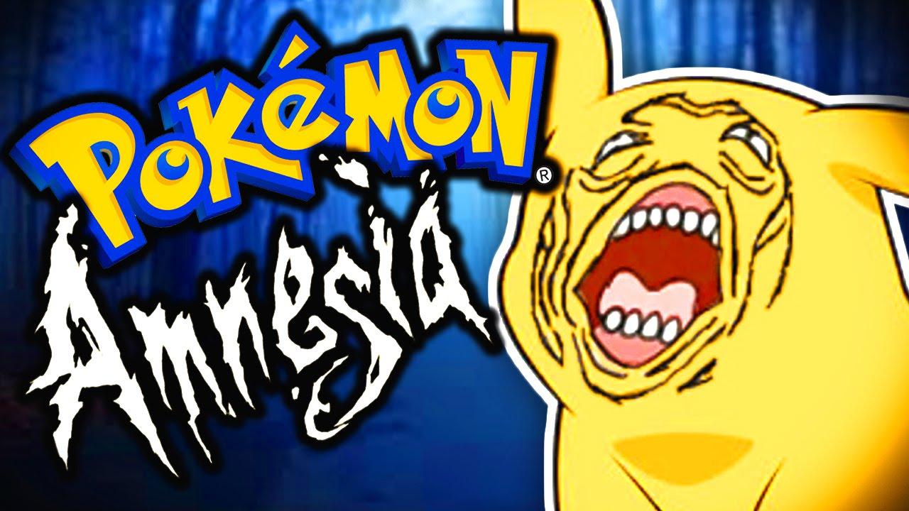 POKEMON IN AMNESIA?! - YouTube