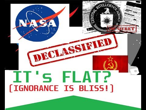 Declassified Government Docs CONFIRM - FLAT Non-Rotating Earth thumbnail